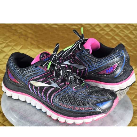 1c26f4a1340 Brooks Shoes - Brooks Glycerin 12 Women s Size 7.5 Running Shoes